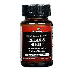 Futurebiotics Relax and Sleep Formula 2