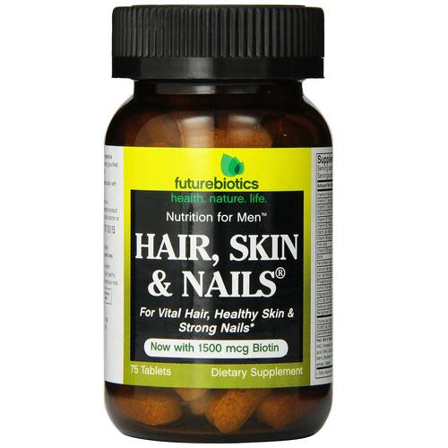 Hair Skin Nails for Men