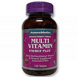 Futurebiotics Multivitamin Energy Plus for Women
