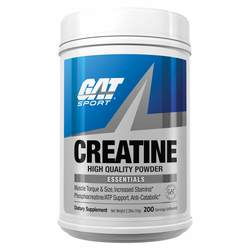 GAT Creatine Powder
