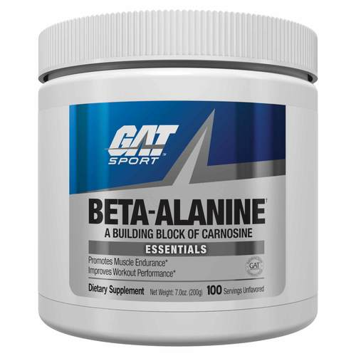 GAT Beta Alanine - 100 servings - 299923_front.jpg