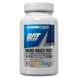 GAT Mens Multi with Testosterone Support