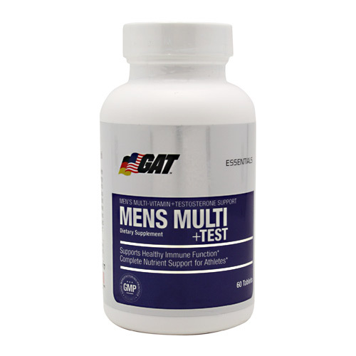 Mens Multi + Test