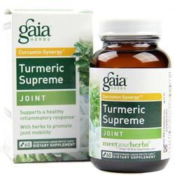 Gaia Herbs Turmeric Supreme Joint
