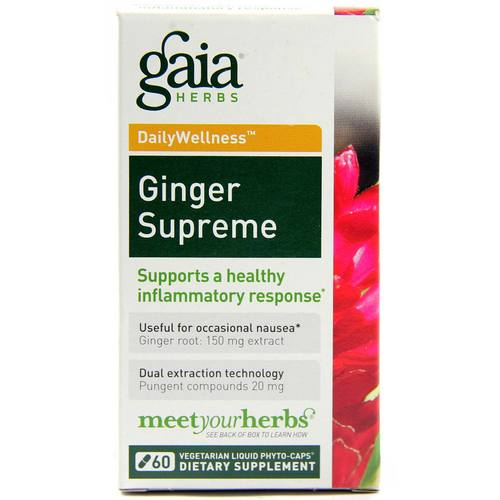 DailyWellness Ginger Supreme