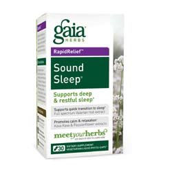 Gaia Herbs Sound Sleep