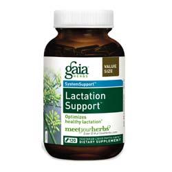 Gaia Herbs Lactation Support