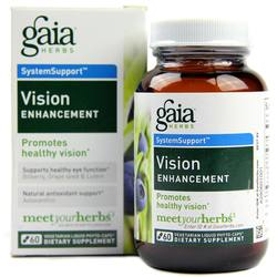 Gaia Herbs Vision Enhancement