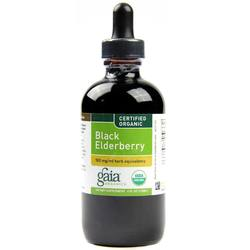 Gaia Herbs Organic Black Elderberry