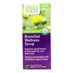 Gaia Herbs Kids Bronchial Wellness