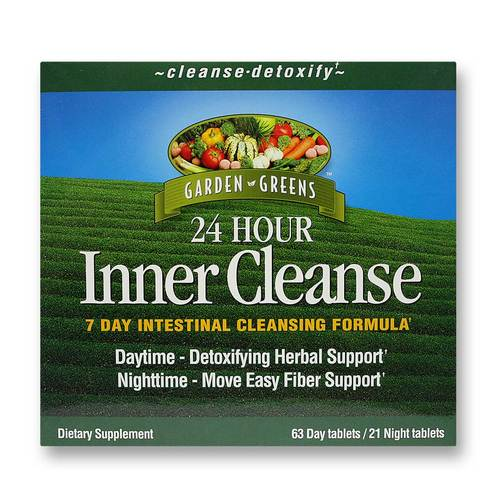 24 Hour Inner Cleanse