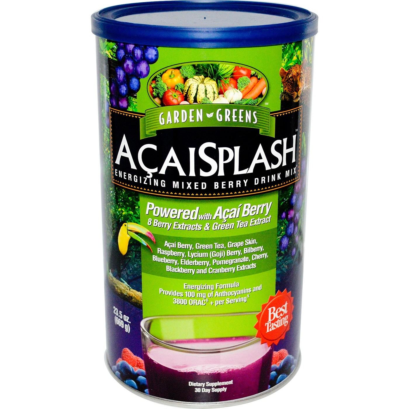 BerrySplash ACAI Powder
