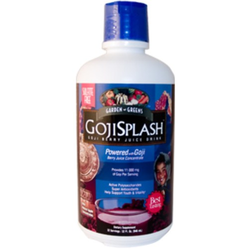 Goji Splash Juice Drink