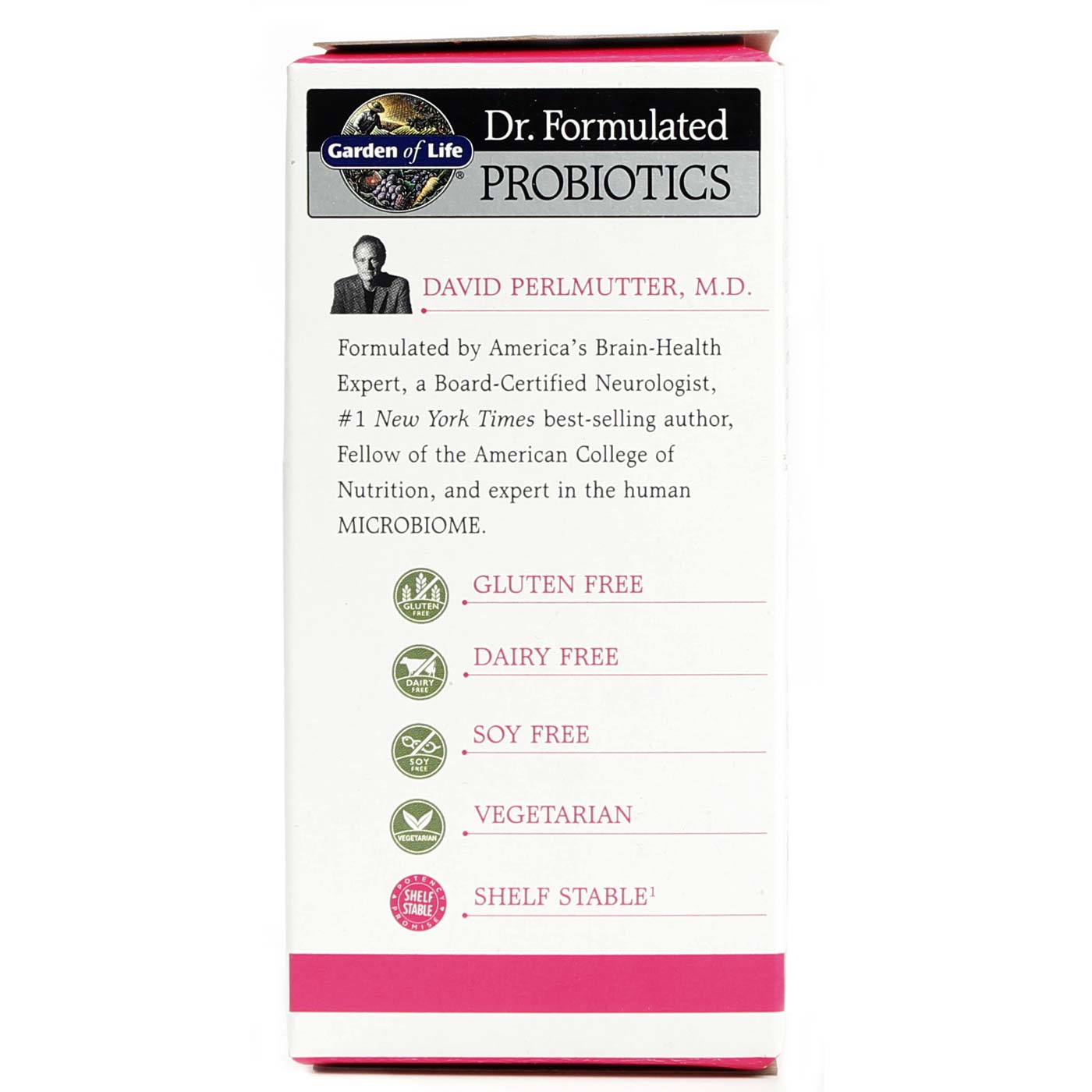 Garden of Life Dr Formulated Probiotics Once Daily Womens 30