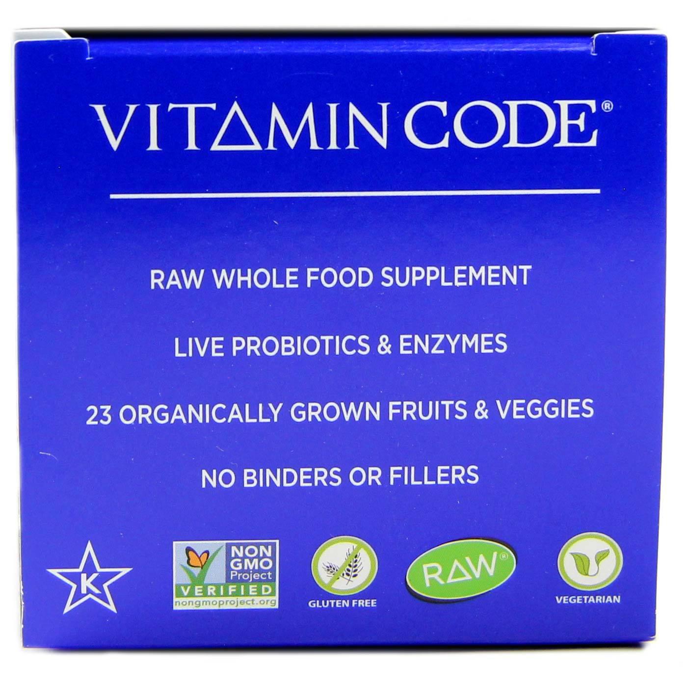 Nice View Image · Vitamin Code Men