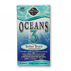 Garden of Life Oceans 3 Better Brain