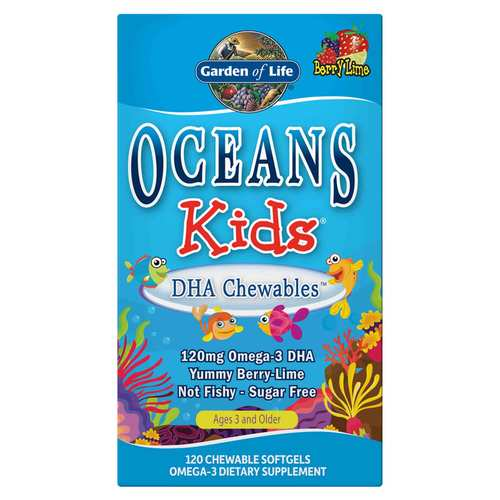 Oceans Kids DHA Chewables