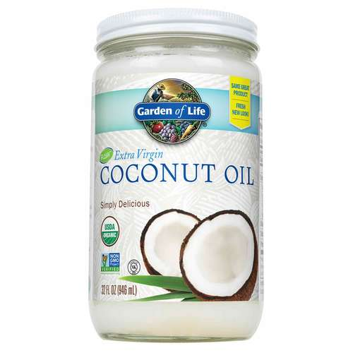 Organic- Extra Virgin Coconut Oil