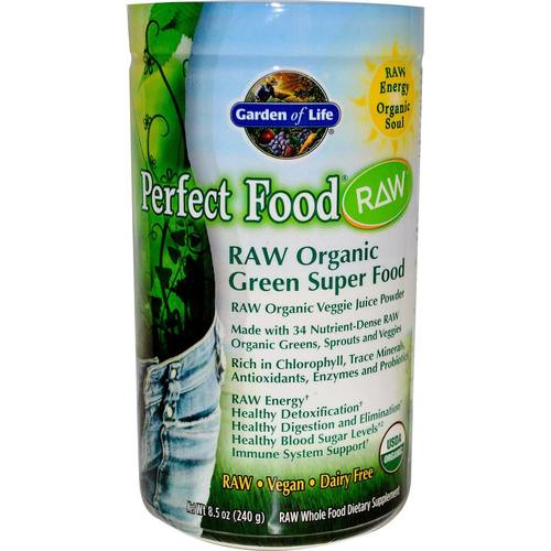 Perfect Food RAW Organic