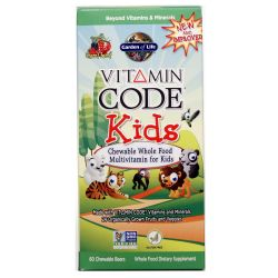 Garden of Life Vitamin Code Kids