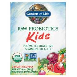 Garden of Life RAW Probiotics Kids