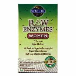 Garden of Life RAW Enzymes Women