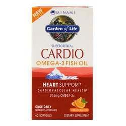 Garden of Life Minami Cardio Omega-3 Fish Oil