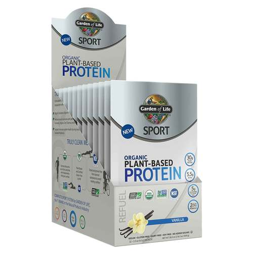 SPORT Organic Plant-Based Protein