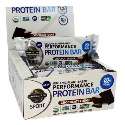 SPORT Organic Performance Protein Bar