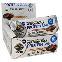 Garden of Life SPORT Organic Performance Protein Bar