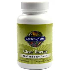 Garden of Life Clear Energy