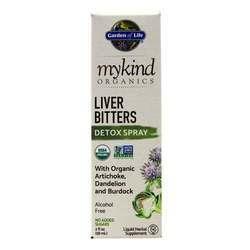Garden of Life mykind Organics Liver Bitters