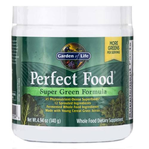 Perfect Food Green Label