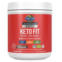 Garden of Life Dr. Formulated Keto Fit Weight Loss Shake
