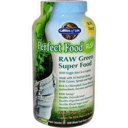 Garden of Life Perfect Food Raw