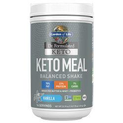 Garden of Life Dr. Formulated Keto Meal Balanced Shake