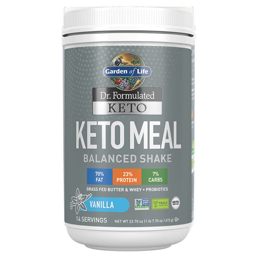 Dr. Formulated Keto Meal Balanced Shake