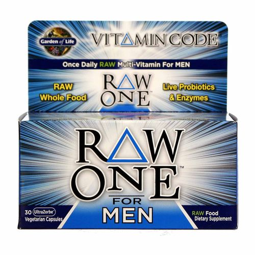 Vitamin Code RAW One for Men