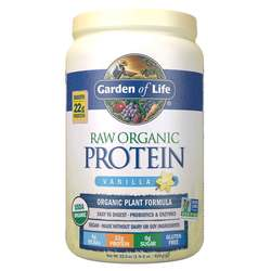 Garden of Life RAW Protein