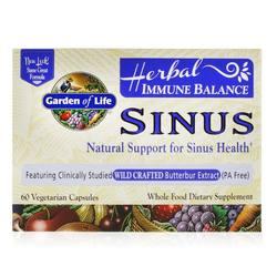 Garden of Life Immune Balance Sinus