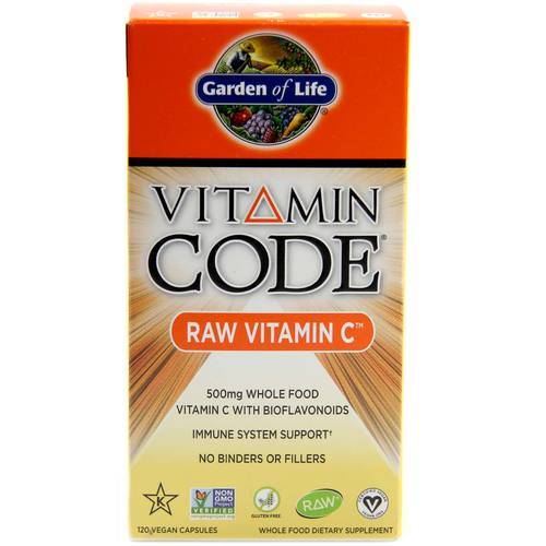 Vitamin Code RAW Vitamin C 500 mg