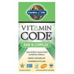 Garden of Life Vitamin Code RAW B Complex