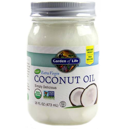 Organic, Extra Virgin Coconut Oil