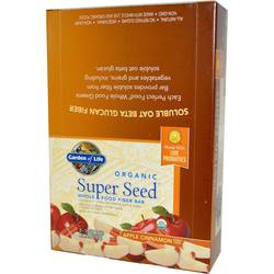 Garden of Life Organic Super Seed Bars