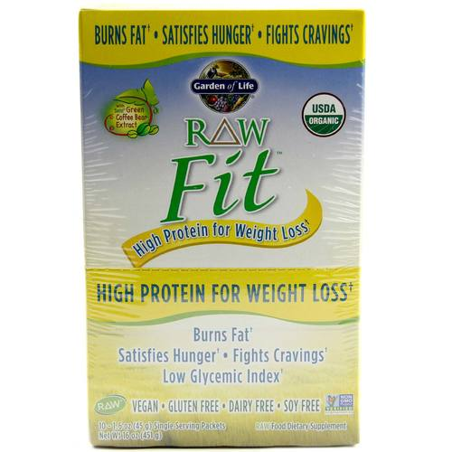 Garden of Life RAW Fit - Green Coffee Extract - 10 Packets - 69101_01.jpg