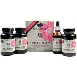 Garden of Life Wild Rose Herbal D-Tox
