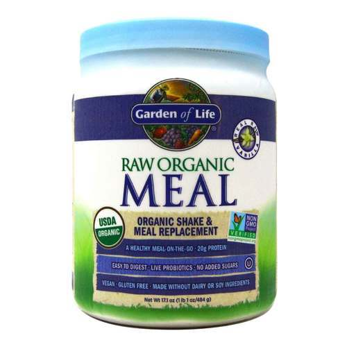 Garden of Life RAW Meal - 17.1 oz (484 g) - 69107_front2020.jpg
