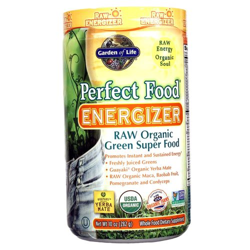 Perfect Food Raw Organic Energizer