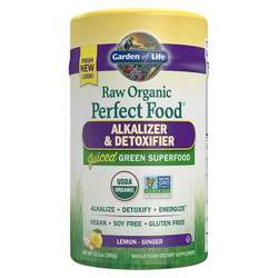 Garden of Life Perfect Food RAW Alkalizer and Detoxifier