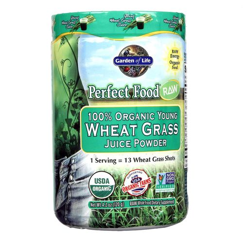 Perfect Food RAW Wheat Grass Juice